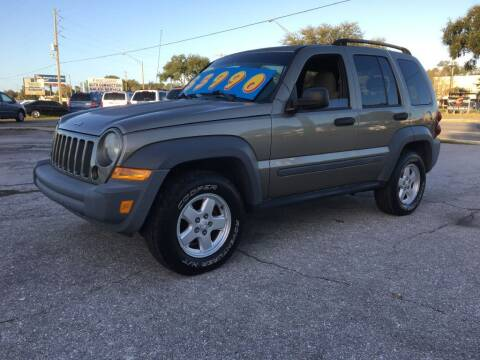 2005 Jeep Liberty for sale at First Coast Auto Connection in Orange Park FL