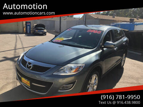 2012 Mazda CX-9 for sale at Automotion in Roseville CA