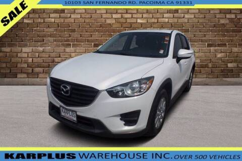 2016 Mazda CX-5 for sale at Karplus Warehouse in Pacoima CA