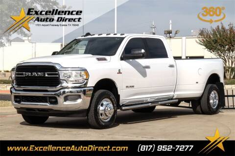 2019 RAM Ram Pickup 3500 for sale at Excellence Auto Direct in Euless TX