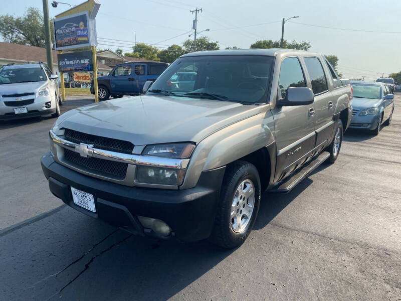 2003 Chevrolet Avalanche for sale at Rucker's Auto Sales Inc. in Nashville TN