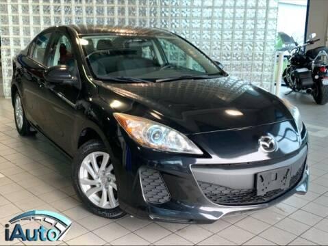 2012 Mazda MAZDA3 for sale at iAuto in Cincinnati OH