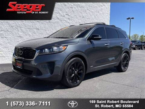 2019 Kia Sorento for sale at SEEGER TOYOTA OF ST ROBERT in St Robert MO