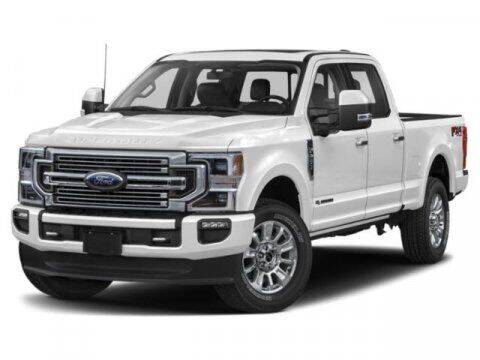 2020 Ford F-250 Super Duty for sale at SCOTT EVANS CHRYSLER DODGE in Carrollton GA