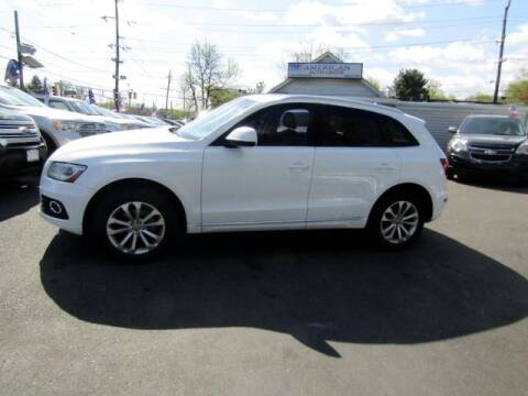 2014 Audi Q5 for sale at American Auto Group Now in Maple Shade NJ