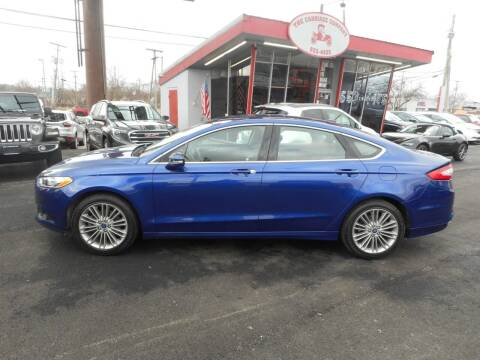2015 Ford Fusion for sale at The Carriage Company in Lancaster OH