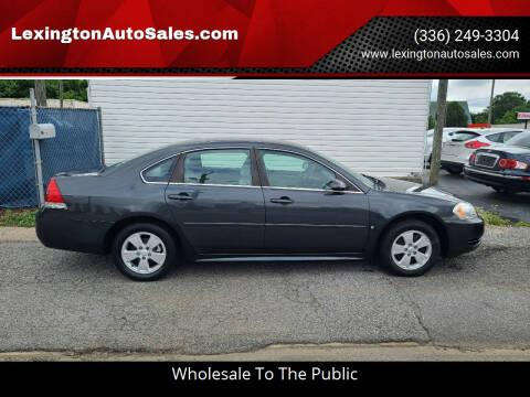 2014 Chevrolet Impala Limited for sale at LexingtonAutoSales.com in Lexington NC