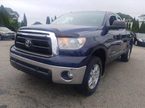 2012 Toyota Tundra for sale at East Providence Auto Sales in East Providence RI