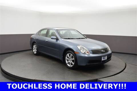 2006 Infiniti G35 for sale at M & I Imports in Highland Park IL