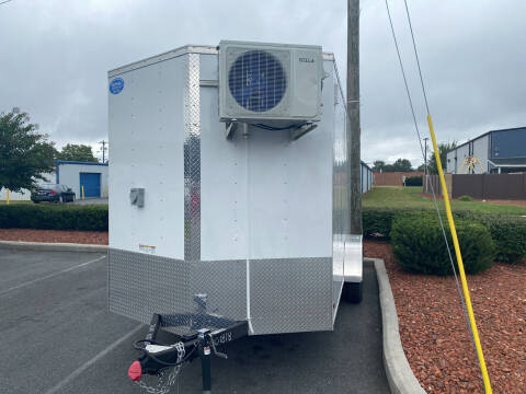 2021 Kaufman Concession for sale at Big Daddy's Trailer Sales in Winston Salem NC