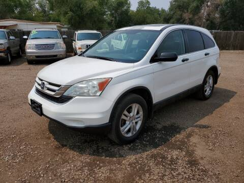 2010 Honda CR-V for sale at HORSEPOWER AUTO BROKERS in Fort Collins CO