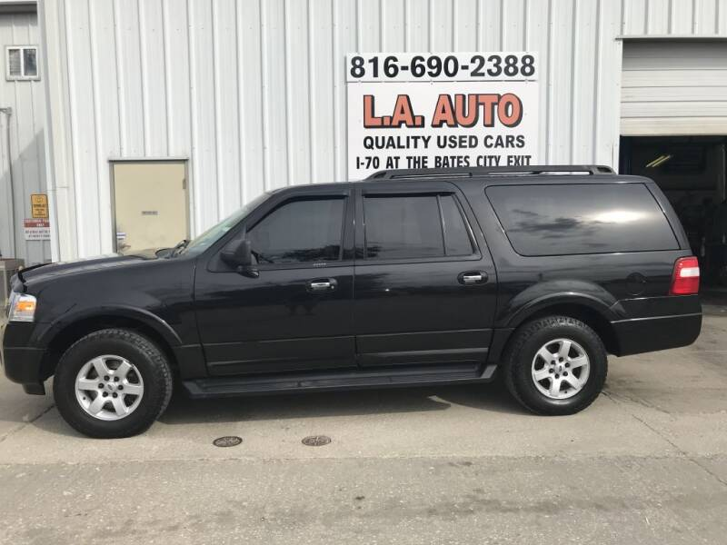 2010 Ford Expedition EL for sale at LA AUTO in Bates City MO
