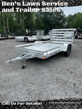 2022 BearTrack BTU76144F for sale at Ben's Lawn Service and Trailer Sales in Benton IL