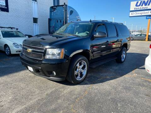 2011 Chevrolet Suburban for sale at AUTOSAVIN in Elmhurst IL