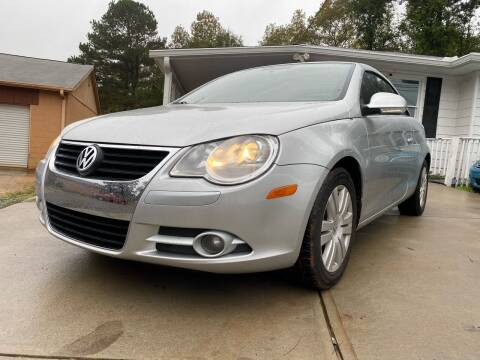 2008 Volkswagen Eos for sale at Efficiency Auto Buyers in Milton GA