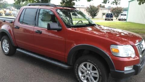 2010 Ford Explorer Sport Trac for sale at Haigler Motors Inc in Tyler TX