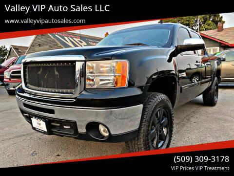 2011 GMC Sierra 1500 for sale at Valley VIP Auto Sales LLC in Spokane Valley WA
