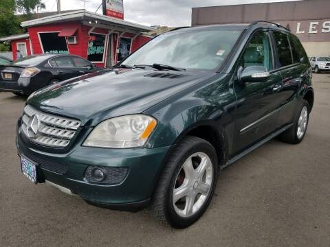 2008 Mercedes-Benz M-Class for sale at Universal Auto Sales in Salem OR