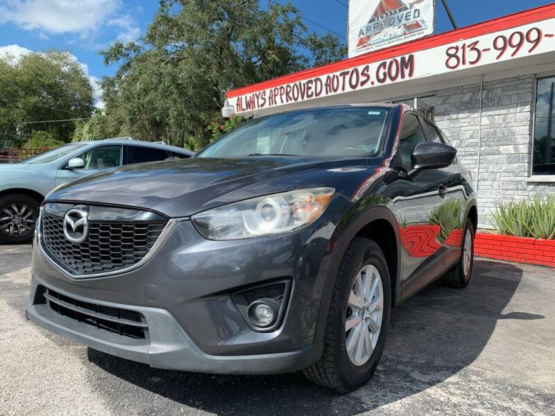 2014 Mazda CX-5 for sale at Always Approved Autos in Tampa FL