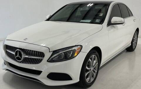 2015 Mercedes-Benz C-Class for sale at Cars R Us in Indianapolis IN