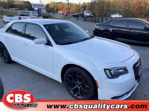 2019 Chrysler 300 for sale at CBS Quality Cars in Durham NC