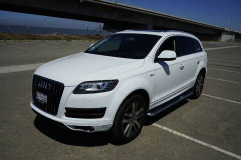 2015 Audi Q7 for sale at Sports Plus Motor Group LLC in Sunnyvale CA