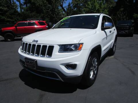 2014 Jeep Grand Cherokee for sale at LULAY'S CAR CONNECTION in Salem OR