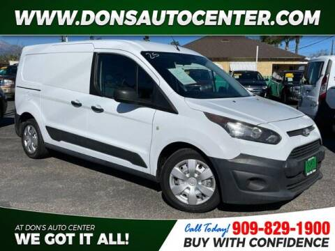 2014 Ford Transit Connect Cargo for sale at Dons Auto Center in Fontana CA