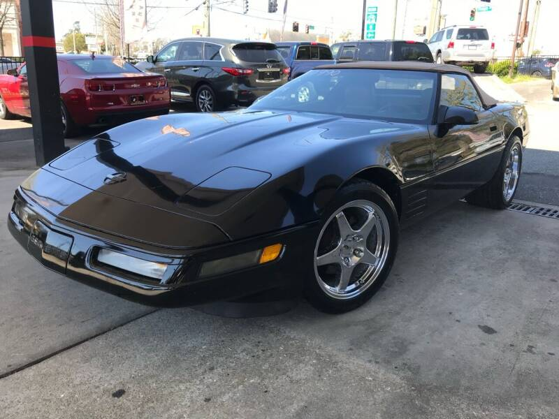 1991 Chevrolet Corvette for sale at Michael's Imports in Tallahassee FL