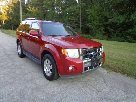 2011 Ford Escape for sale at CAROLINA CLASSIC AUTOS in Fort Lawn SC