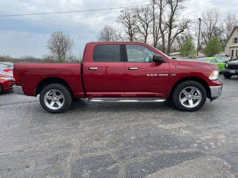 2012 RAM Ram Pickup 1500 for sale at Westview Motors in Hillsboro OH