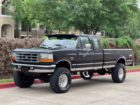 1995 Ford F-250 for sale at RBP Automotive Inc. in Houston TX