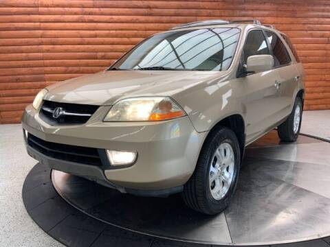 2002 Acura MDX for sale at Dixie Motors in Fairfield OH