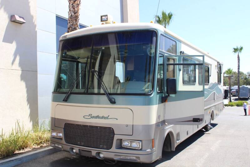 1997 Fleetwood Southwind for sale at Rancho Santa Margarita RV in Rancho Santa Margarita CA
