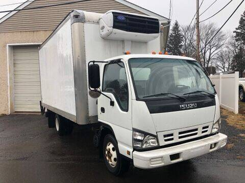 2007 Isuzu NPR for sale at Divan Auto Group in Feasterville PA
