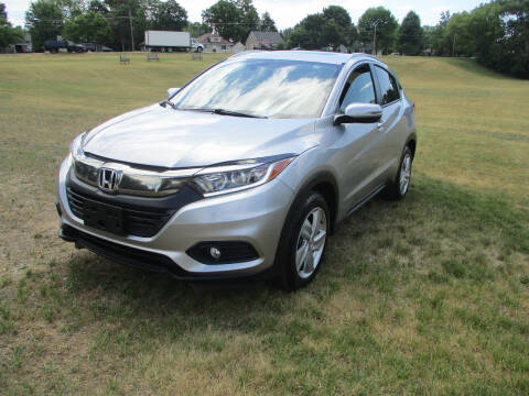 2019 Honda HR-V for sale at Triangle Auto Sales in Elgin IL