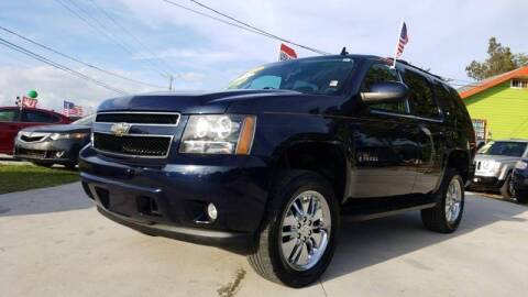 2009 Chevrolet Tahoe for sale at GP Auto Connection Group in Haines City FL