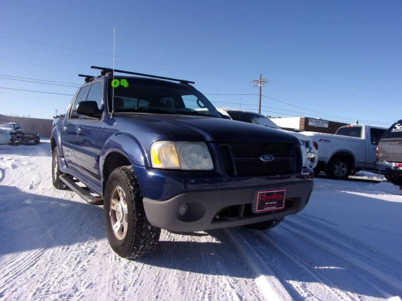 2004 Ford Explorer Sport Trac for sale at Quality Auto City Inc. in Laramie WY