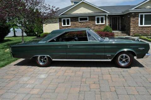1967 Plymouth GTX for sale at Classic Car Deals in Cadillac MI