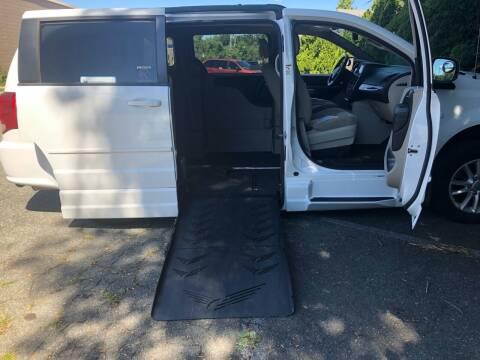 2015 Dodge Grand Caravan for sale at LaBelle Sales & Service in Bridgewater MA