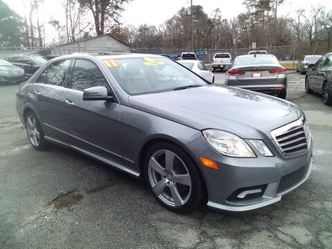 2011 Mercedes-Benz E-Class for sale at Import Plus Auto Sales in Norcross GA