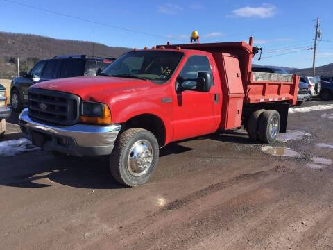 1999 Ford F-450 Super Duty for sale at Troys Auto Sales in Dornsife PA