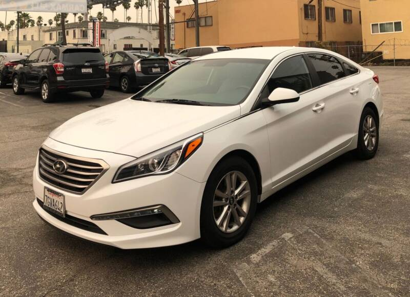 2015 Hyundai Sonata for sale at Eden Motor Group in Los Angeles CA