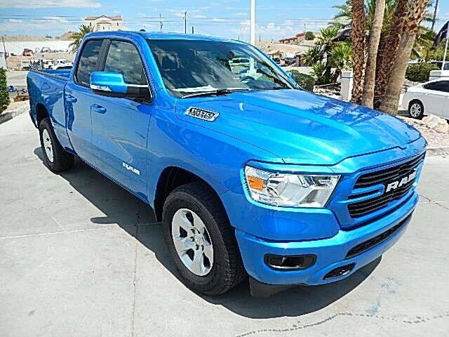 2021 RAM Ram Pickup 1500 for sale in Bullhead City, AZ