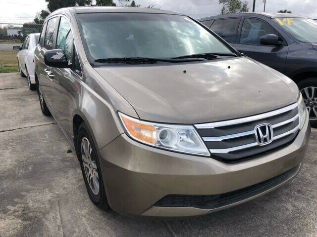 2011 Honda Odyssey for sale at Brownsville Motor Company in Brownsville TX