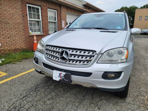 2006 Mercedes-Benz M-Class for sale at Kingz Auto Sales in Avenel NJ