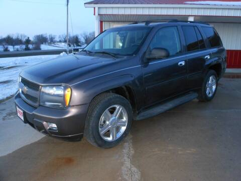 2008 Chevrolet TrailBlazer for sale at JUDD MOTORS INC in Lancaster MO