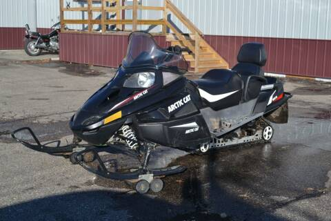 2013 Arctic Cat T-570 for sale at Dave's Auto Sales in Winthrop MN