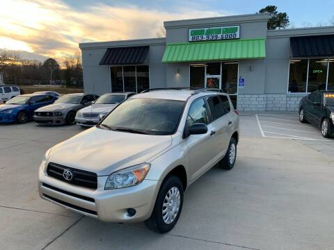 2007 Toyota RAV4 for sale at Cross Motor Group in Rock Hill SC