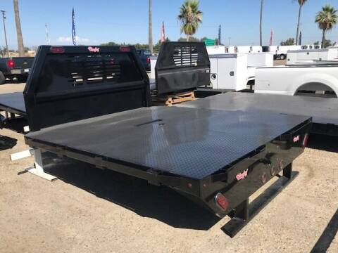 "Rugby Flatbed 8'6"" long 7'8"" wide for sale at Kingsburg Truck Center - Upfitting in Kingsburg CA"